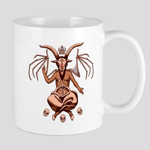 Baphomet Graphic Mug