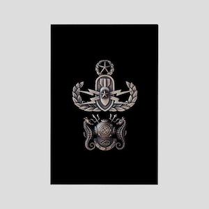Master EOD Master Diver Rectangle Magnet