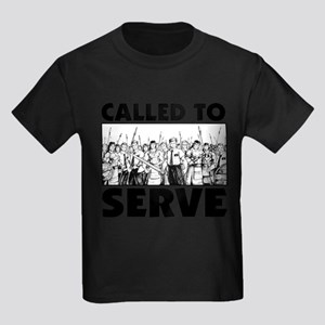 Called To Serve Kids Dark T-Shirt