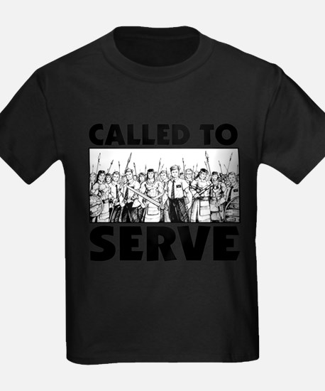 Called To Serve T