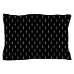 Black and White Decor Pillow Case