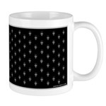 Black and White Decor Mug