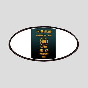 PASSPORT(TAIWAN) Patches