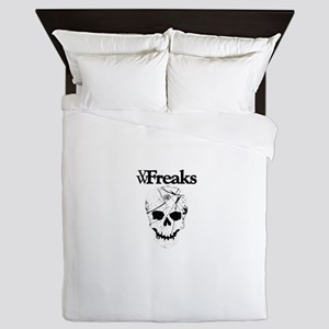 Das VW-Freaks Mascot - Branded Skull Queen Duvet