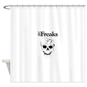 Vw Bus Shower Curtains
