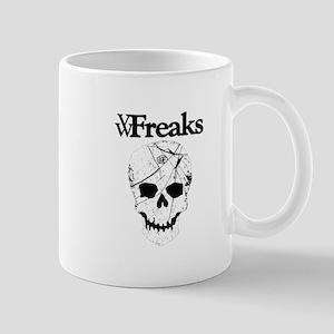 Das VW-Freaks Mascot - Branded Skull Mug