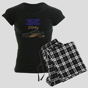 Dirty 11-14 STi Women's Dark Pajamas