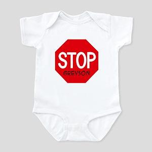 Stop Greyson Infant Bodysuit