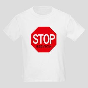 Stop Greyson Kids T-Shirt