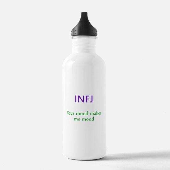 INFJ Moods Water Bottle