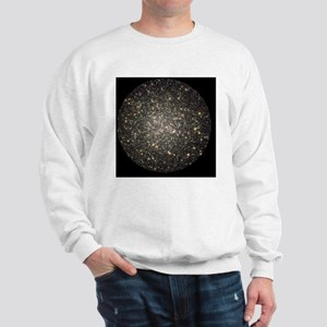 Globular cluster M13, HST image - Sweatshirt