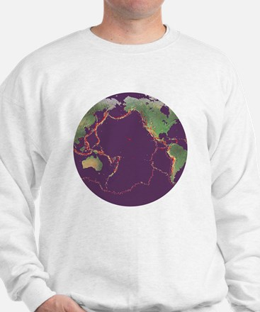 Pacific Ring of Fire - Sweatshirt
