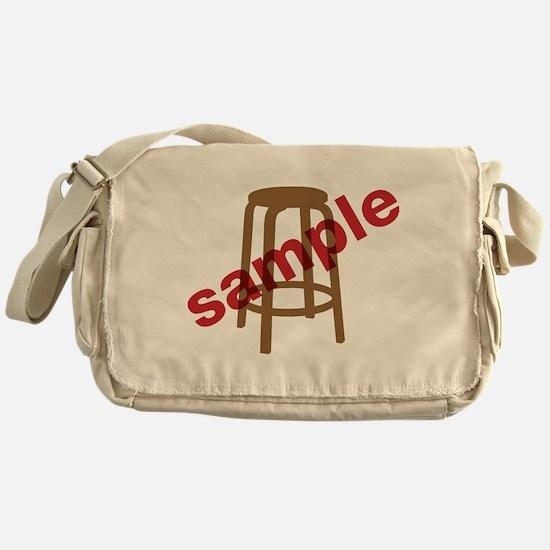 Stool Sample Messenger Bag