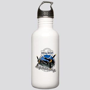 P38 Lightning Stainless Water Bottle 1.0L