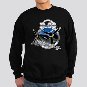 P38 Lightning Sweatshirt (dark)