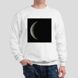 Waning crescent Moon - Sweatshirt