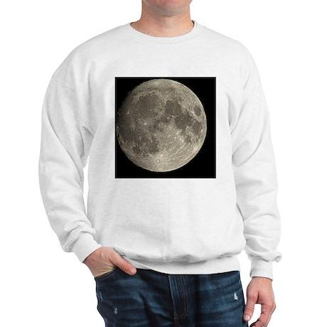 Waxing gibbous Moon - Sweatshirt