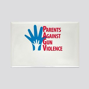 Parents Against Gun Violence Magnets