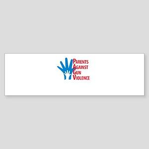 Parents Against Gun Violence Bumper Sticker