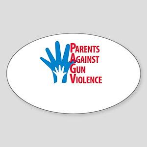 Parents Against Gun Violence Sticker