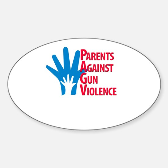 Parents Against Gun Violence Decal