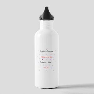 Juggalette Superstar Stainless Water Bottle 1.0L