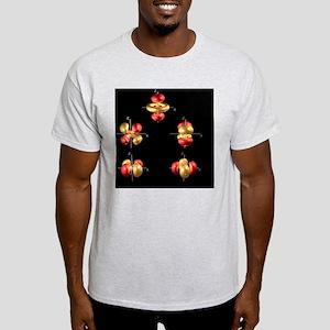 4d electron orbitals - Light T-Shirt
