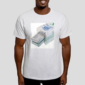 Tamiflu influenza drug - Light T-Shirt