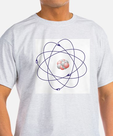 Beryllium, atomic model - T-Shirt