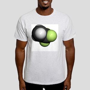 Trifluoroethane molecule - Light T-Shirt
