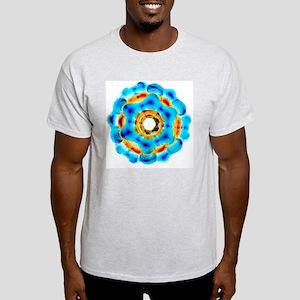 Buckyball, C60 Buckminsterfullerene - Light T-Shir