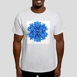 Adenovirus particle - Light T-Shirt