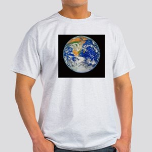 Earth from space - Light T-Shirt