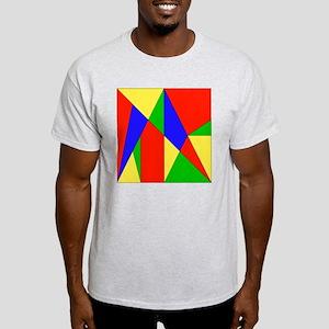 Stomachion puzzle - Light T-Shirt