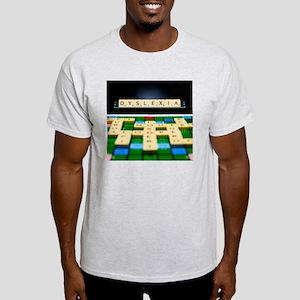 Dyslexia - Light T-Shirt