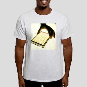 ELISA test plate - Light T-Shirt