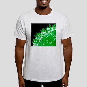 Influenza virus protein spikes - Light T-Shirt