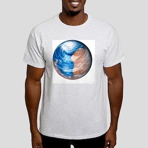 Terraforming Mars, computer artwork - Light T-Shir
