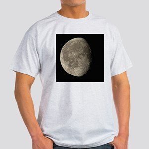 Waning gibbous Moon - Light T-Shirt