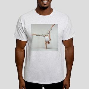 Yoga pose - Light T-Shirt