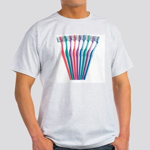 Toothbrushes - Light T-Shirt