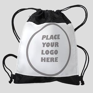 Personalized Logo Drawstring Bag
