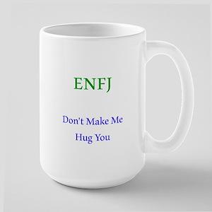 ENFJ Hug Large Mug