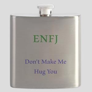 ENFJ Hug Flask
