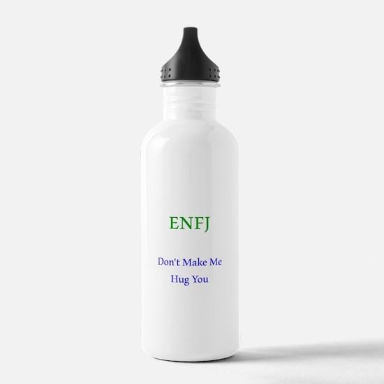 ENFJ Hug Water Bottle