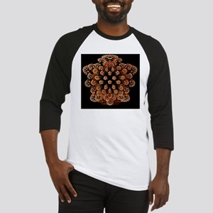 Mandelbulb fractal - Baseball Jersey