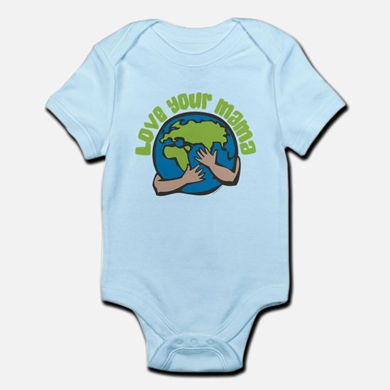 Love Your Mama Infant Bodysuit