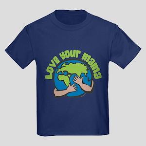 Love Your Mama Kids Dark T-Shirt