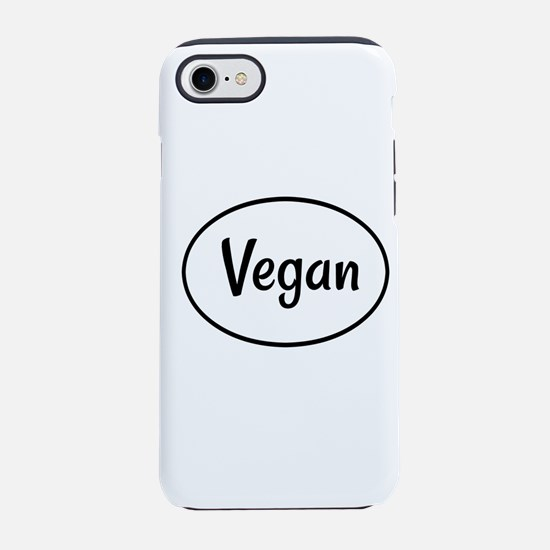 Vegan iPhone 7 Tough Case
