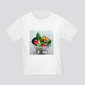 Fruit and vegetables - Toddler T-Shirt